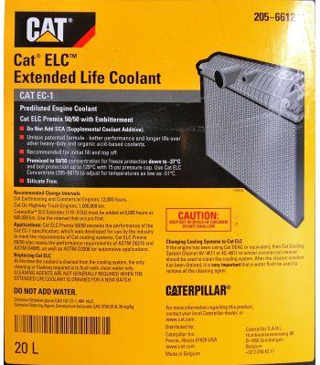 Caterpillar ELC Extended...