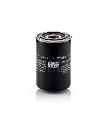 W 929/3 Oil Filter Mann Filter
