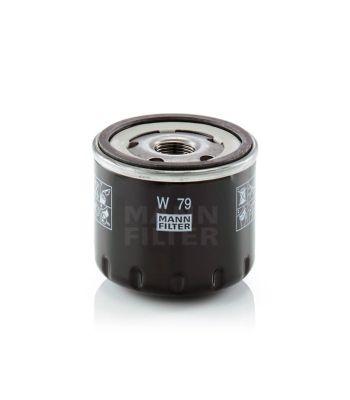 W79 Oil Filter Mann Filter