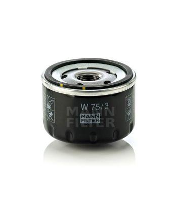 W75/3 Oil Filter Mann Filter