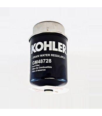 GM48728 Filtre gazole Kohler