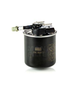 WK820/17 Fuel Filter Mann...