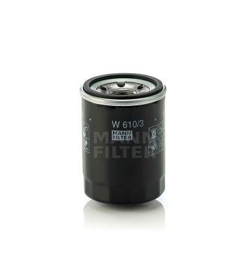 W610/3 Oil Filter Mann Filter