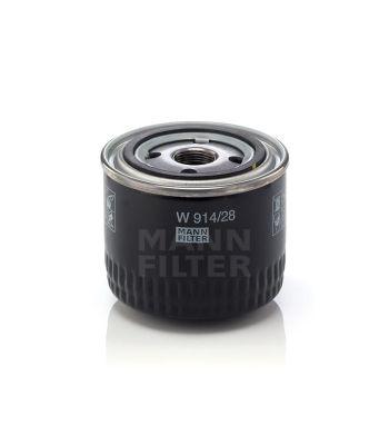 W914/28 Oil Filter Mann Filter