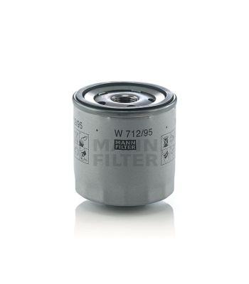W712/95 Oil Filter Mann Filter
