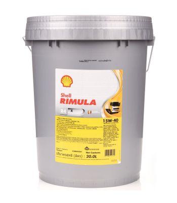 Shell Rimula R4X 15W40 - 20...