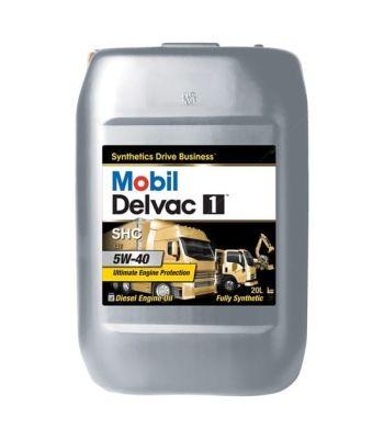 Mobil Delvac 1 SHC 5W40 -...