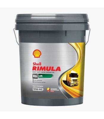 Shell Rimula R6 LM 10W40 -...